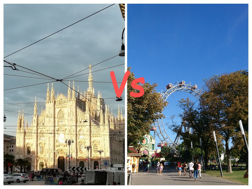 Milano Vs Vienna