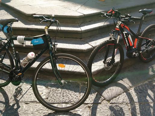 Bici elettrica Vs bici tradizionale