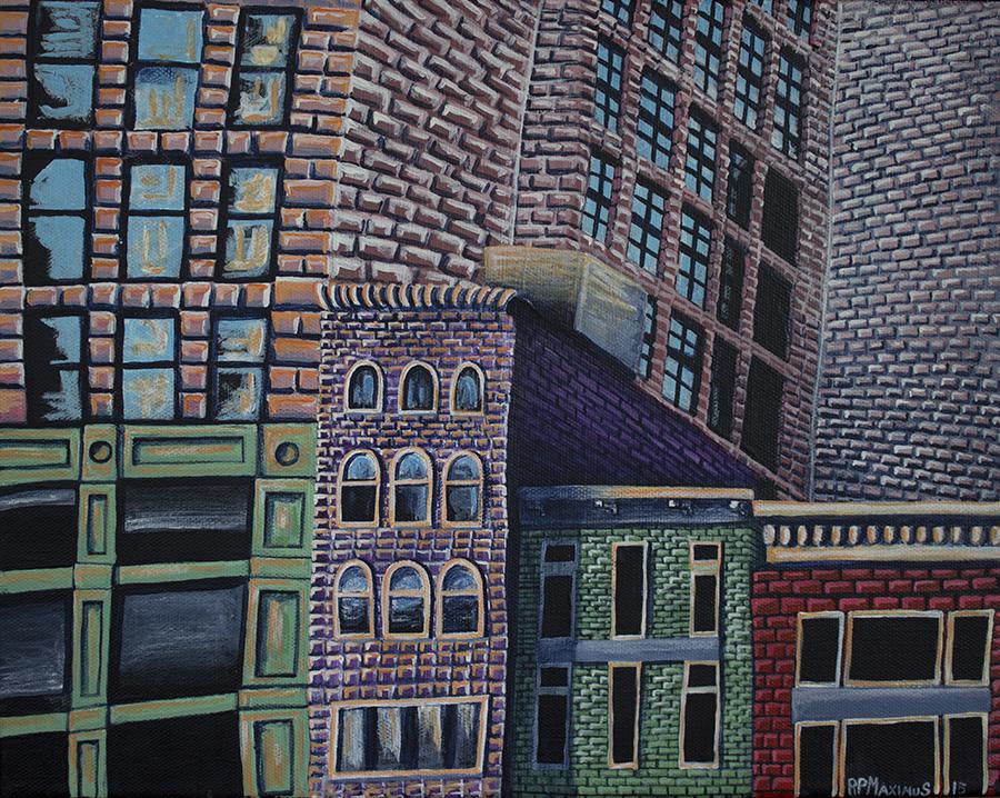 A New York Block