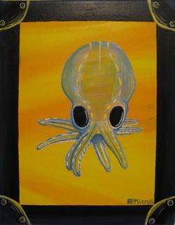 Baby Squid #1 (2010)