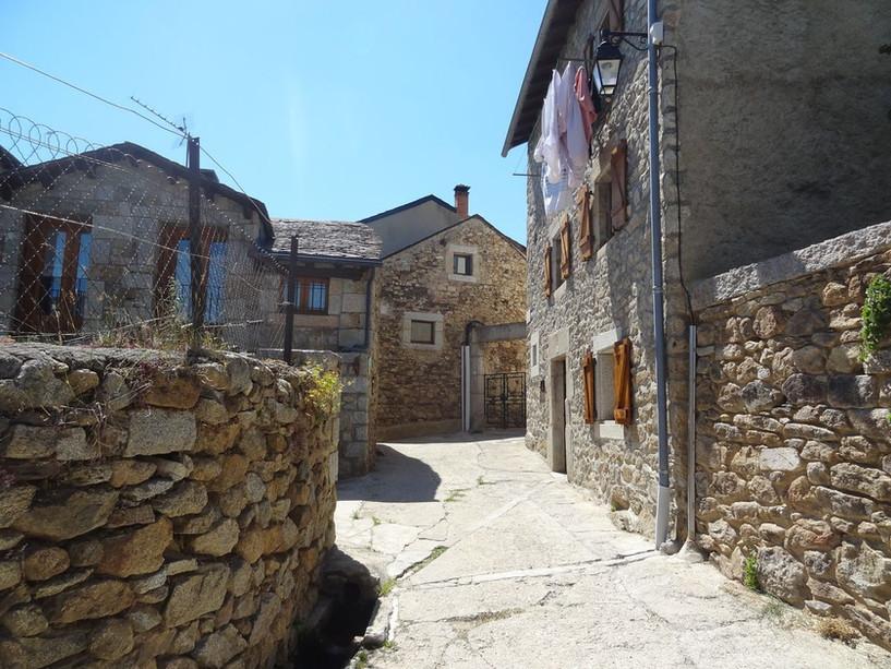 Les rues de Dorres