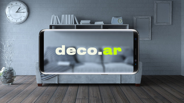 Augmented reality 3D furniture placement app.