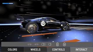 Brabham BT62 Interactive 3D Experience