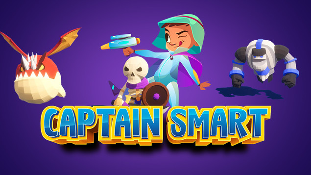 Captain Smart Mobile Game