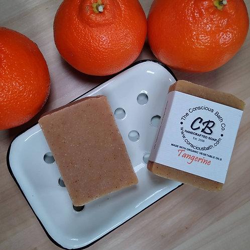Tangerine Bar Soap
