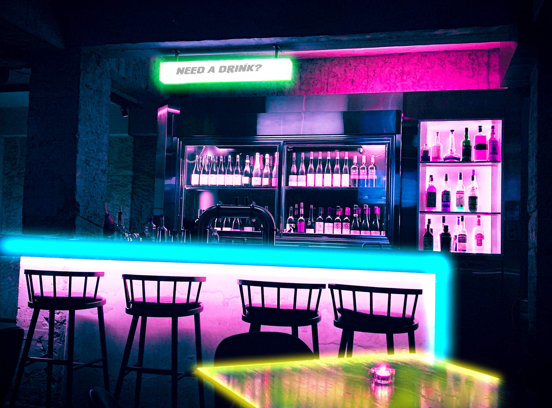 Bar from the Future