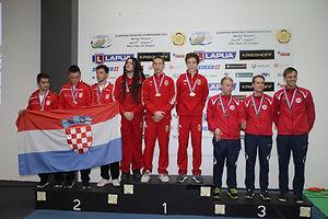 Juniori prvaci Evrope