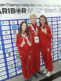 Junorke prvakinje Evrope