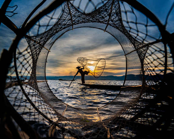 Fish Cage