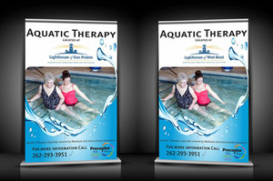 Aquatic Therapy Poster