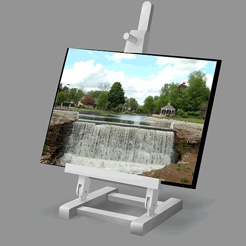 20 x 16 Canvas - Falls