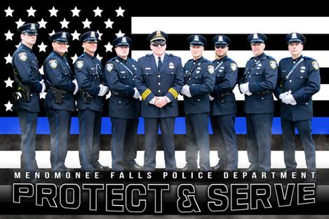 Protect & Serve