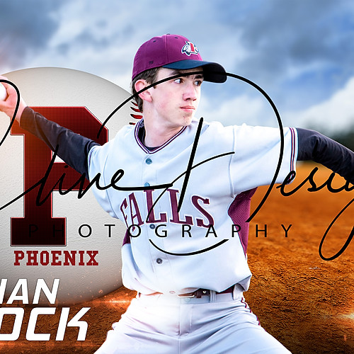Ethan Block 2021 JV Baseball