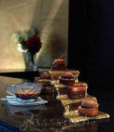 assstudio, テーブルコーデ, テーブルセッティング, 食器 ゴールド, ゴールド, ガラス食器