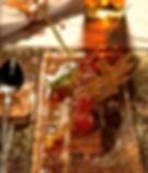 グラススタジオ, glass studio, glassstudio, テーブルコーデ, テーブルセッティング, 盛り付け, 食器 ゴールド, ゴールド, 金, ガラス食器