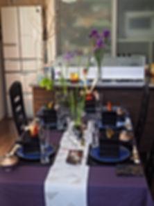 端午の節句, 端午の節句テーブルコーディネート