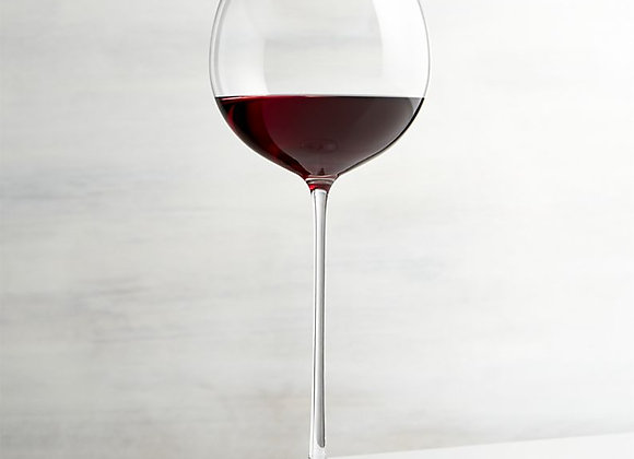 Crate&Barrel / Camille 23 oz. Red Wine