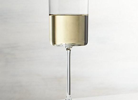 Crate&Barrel / Edge White Wine Glass