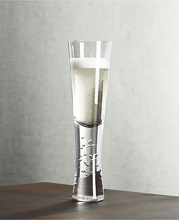 Crate&Barrel / Verve Champagne Glass