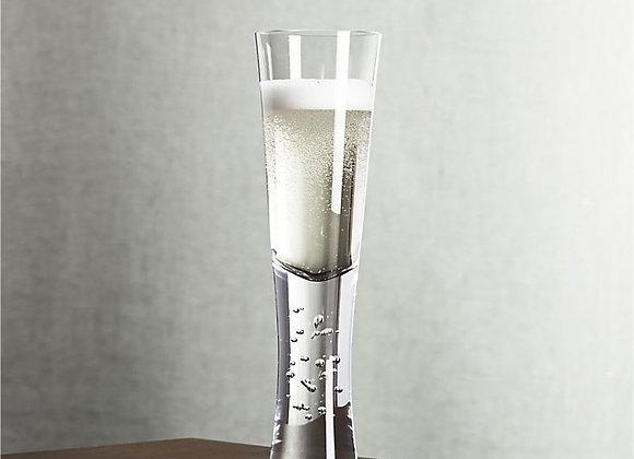 Crate&Barrel / Verve Champagne Glass