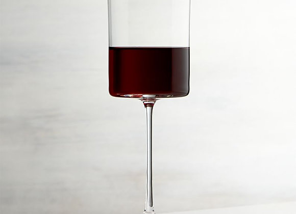 【お取り寄せ品】Crate&Barrel / Edge Red Wine Glass