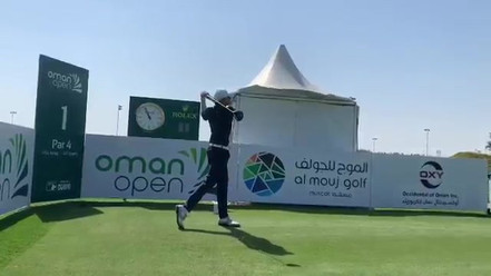 2019 Oman Open