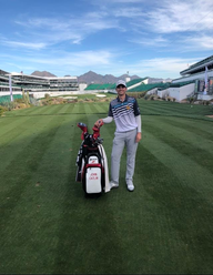 2019 Waste Management Open - 16th hole
