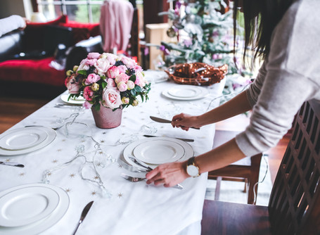 5 Tips to stay Healthy over the Holidays