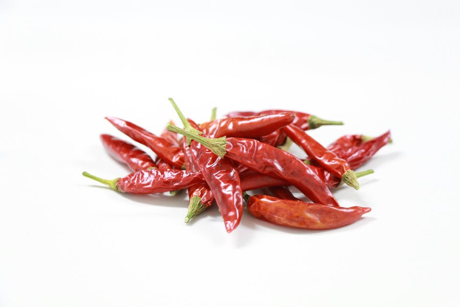 Cayenne and Capsaicin for Weight loss