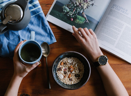 The 3 Cs of Meal Planning