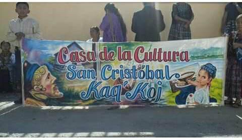 """Manta """"Cultura de San Cristóbal"""""""