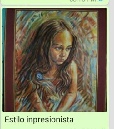 """Pintura """"Inocencia"""""""