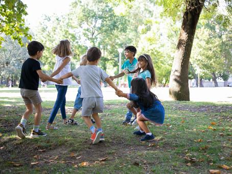 ¿Es bueno que los niños sean extrovertidos?