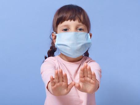 La pandemia puso en riesgo el desarrollo infantil, evita las repercusiones.