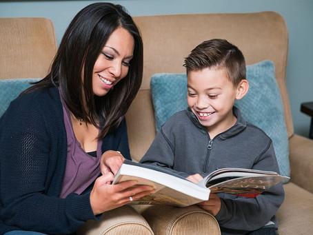 La importancia de leer de diversos temas con tus hijos