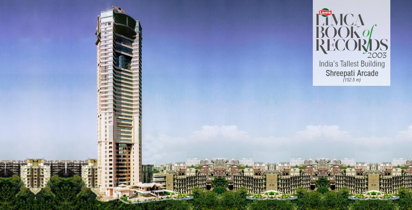SHREEPATI ARCADE | Mumbai, India
