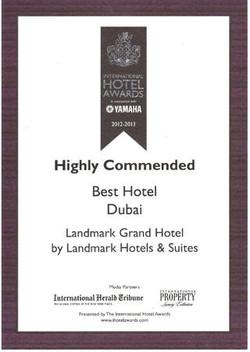 International Hotel Awards