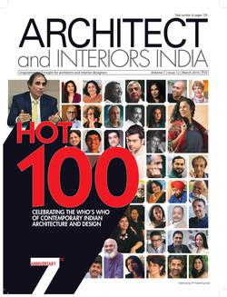 Architect & Interiors India - Top100