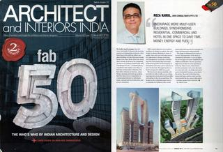 Architect & Interiors India