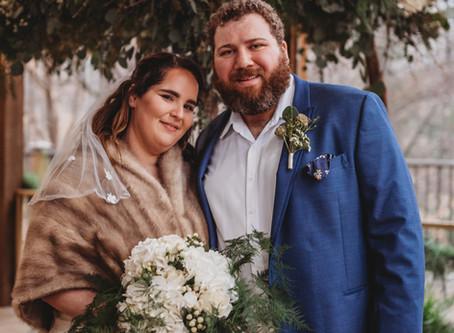 Matt & Jana - Dunwoody Nature Center Wedding Portraits