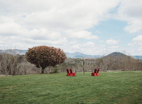 Breathtaking Elopement at Lucille's Mountaintop Inn & Spa in Sautee, GA