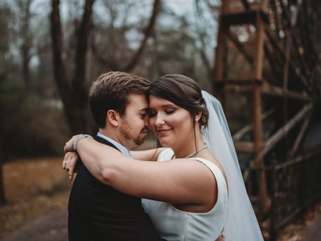 Kyle & Sierra - The Cotton Gin at Mill Creek in Hiram, GA