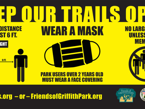 Griffith Park: 4th of July Closures