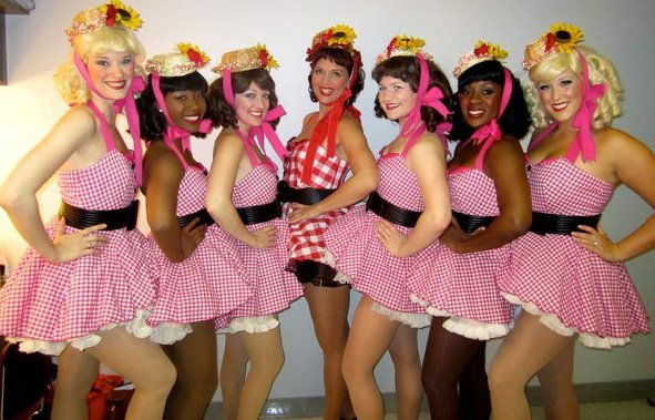 Hot Box Girls- Guys and Dolls