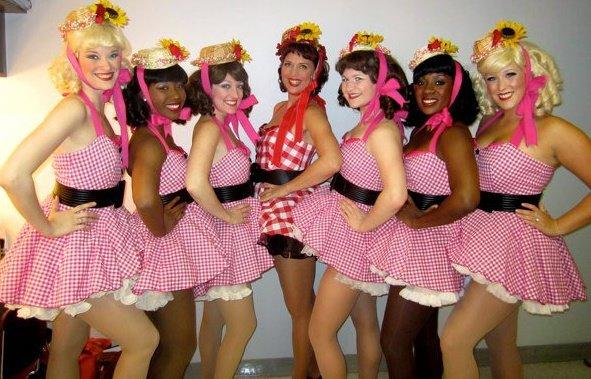 Hot Box Girls- Guys and Dolls