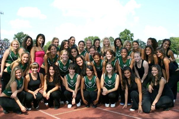 Dance Team Wagner College