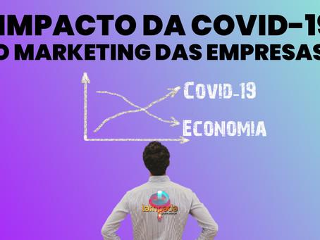 O impacto da COVID-19 no marketing das empresas