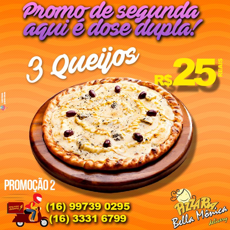 Pizzaria Bella Mônica Araraquara