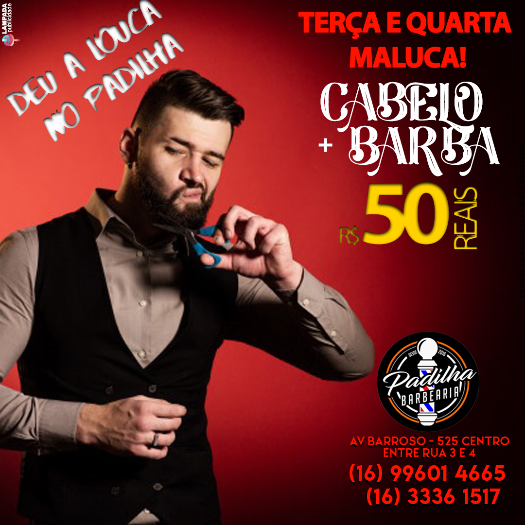 Padilha Barbearia Araraquara