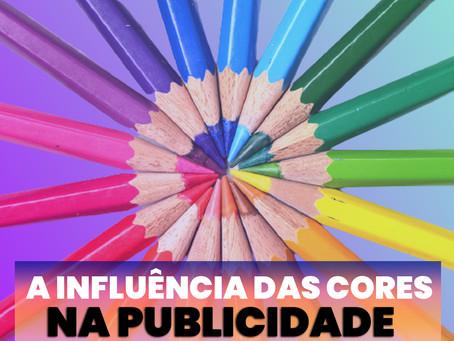 A influência das cores na publicidade e propaganda